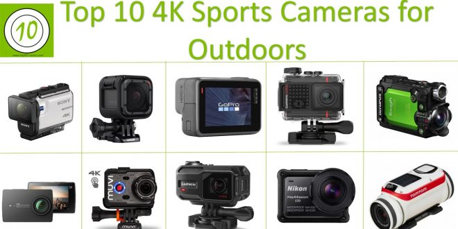best action camera 2017 i top 10 latest 4k action cameras. Black Bedroom Furniture Sets. Home Design Ideas