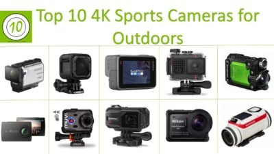best action camera 2017 i top 10 latest 4k action cameras