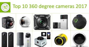 top 10 360 degree cameras