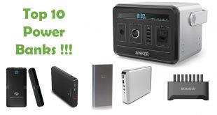 Top 10 Portable Power Banks
