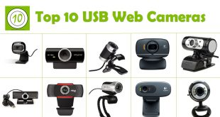 Top 10 USB Web Cameras for 2017