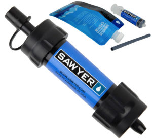 Best Water Filtration System >> Sawyer Products Mini Water Filtration System - Top 10 Zone