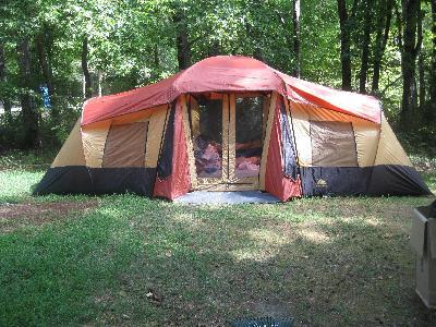 Ozark Trail Family Cabin Tent 2 - Top 10 Zone