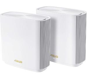 4. ASUS ZenWiFi AX Tri-Band Mesh WiFi 6 System