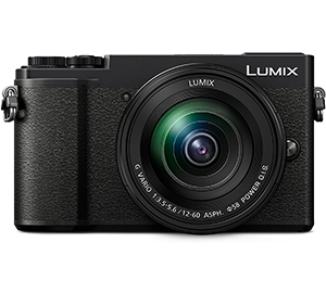 Panasonic LUMIX GX9 travel camera