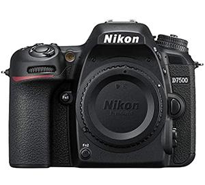 Nikon-D7500-DX-format-DSLR
